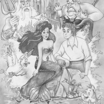1991 - La Petite Sirène