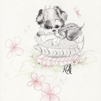 Mars 1994 - Petit chien