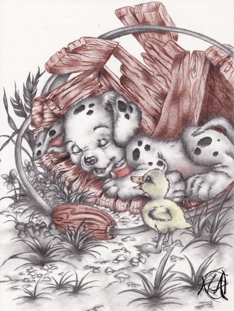Juin 1999 - Les 101 Dalmatiens
